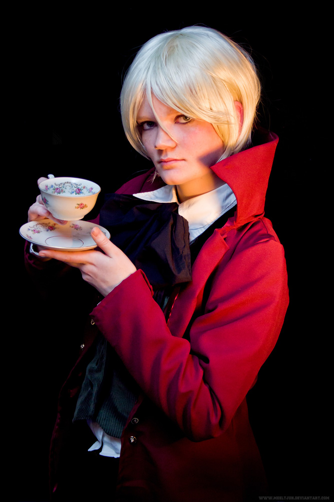 Kuroshitsuji - Son of tea and scones by MerwillaCosplay