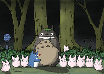 Totoro and Co reupload
