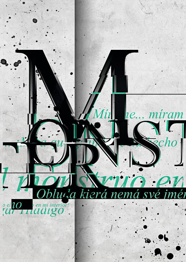 Monster. by Cloriko