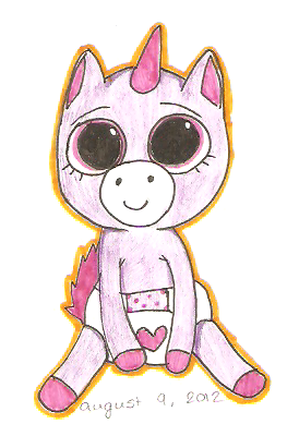 Baby Unicorn by Toxic-Pocky on DeviantArt