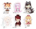[CLOSED] Halloween Adopts (Set Price)