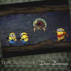 Despicable Metroid