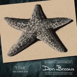 Inktober 2018 - Star