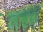 Emerald Waters II by Miss-Suzie