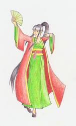 Dragon Dance by MaySohma