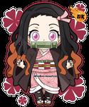 Kawaii Nezuko