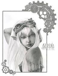 Got Steampunk? by SerenaVerdeArt