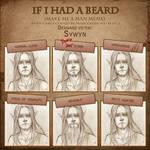 Beard Meme: Sywyn by SerenaVerdeArt