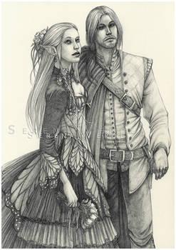 Commission: Shanye And Markus