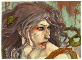 Untamed by SerenaVerdeArt