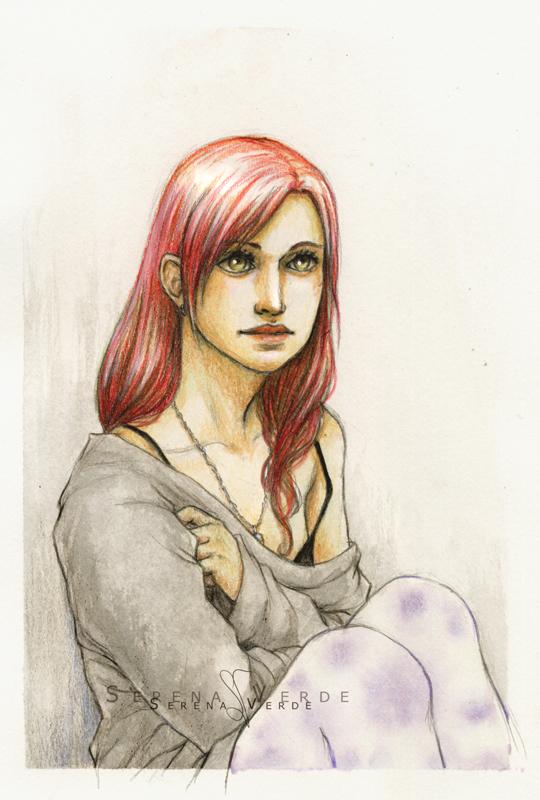 Elisabeth by SerenaVerdeArt