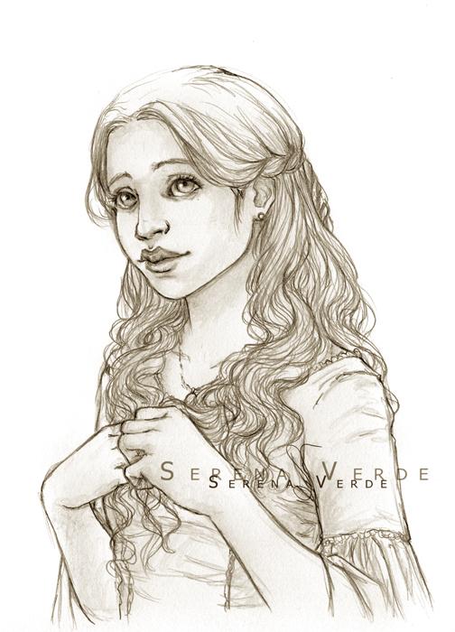 The Forgotten Child by SerenaVerdeArt