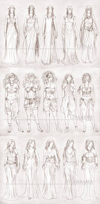 Inavesu Clothing - The girls