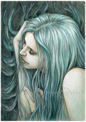 The Slumber by SerenaVerdeArt