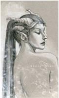Black Dragoness