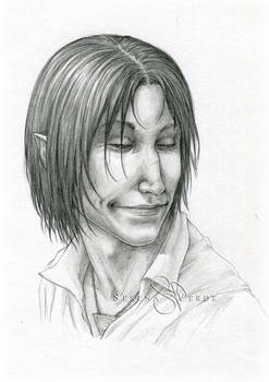 Portrait Commission: Rhistel