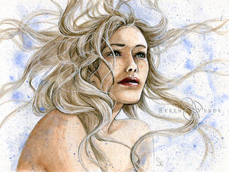 Storm by SerenaVerdeArt
