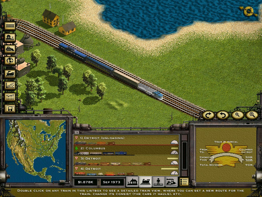 railroad tycoon 2 trains