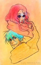 Request: Hiroshi and Agnis by Shin-Bi