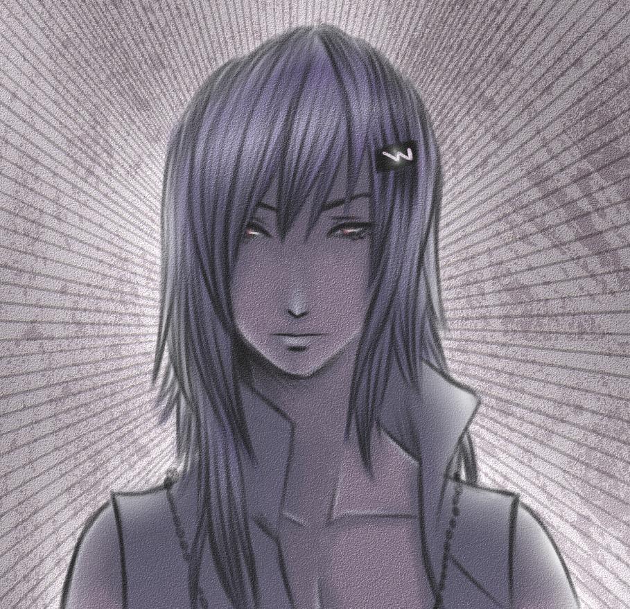 Random Ayato face by Yami-Loveless