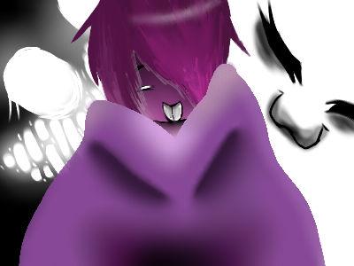 Chibi Purple Guy