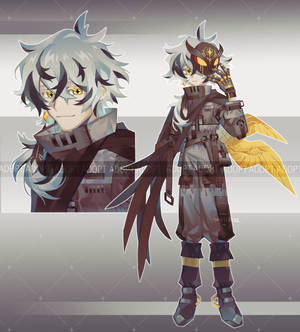 [CLOSED] Adopt #24 - Star Chaser