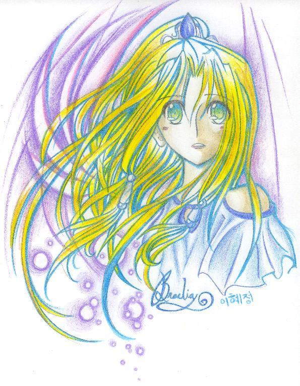 Pastel Wings by Rabidgirlbecki