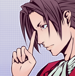 Miles Edgeworth - Inspired by 2 Styles
