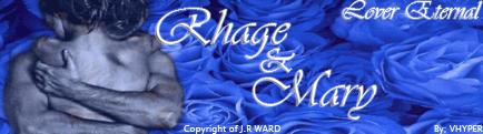 Rhage and Mary by EhnviousVhanity