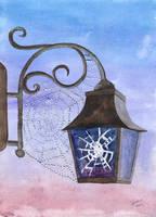 Forgotten lantern by Shiaty