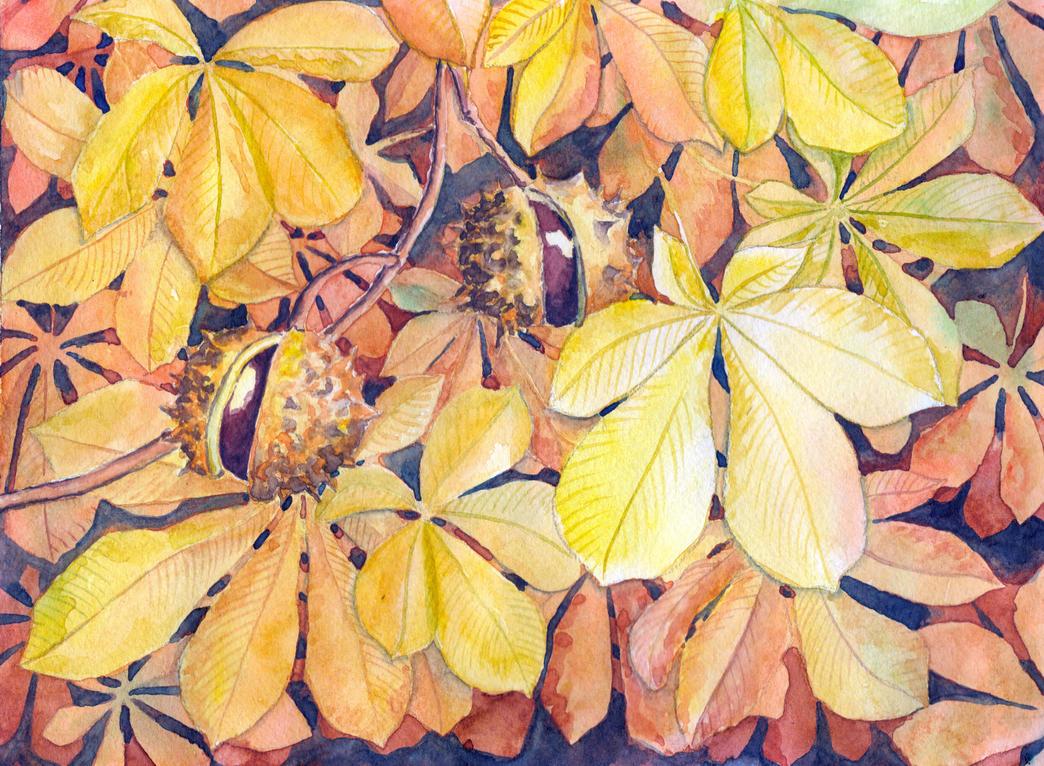 Chestnut by Shiaty
