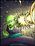 Piccolo by waferboy