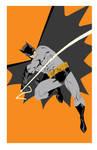 Batman-Illustrator FanArt