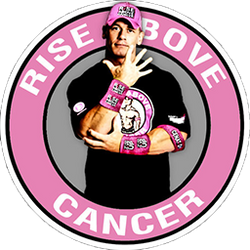 WWE John Cena Rise Above Cancer Icon by rkb7