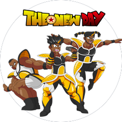 WWE Newday Icon by rkb7
