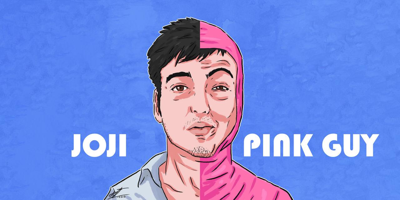 Joji/Pink Guy by 23SAI on DeviantArt