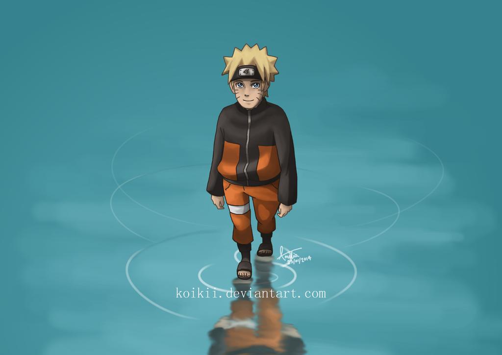 Naruto Uzumaki by Koikii