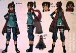 NINJA KORRA [Ame-Chan's design]