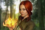 The Witcher 2: Triss Merigold