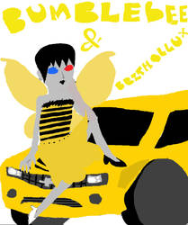 BUMBLETHOLLUX by pinkcotton