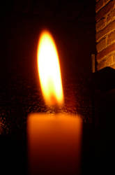 Luce di candela by ibernato