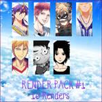 Render Pack #1 [ 10 Renders ]