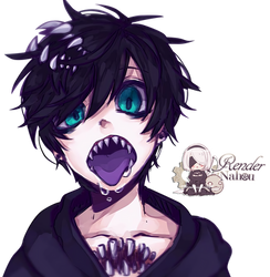Render Little Demon