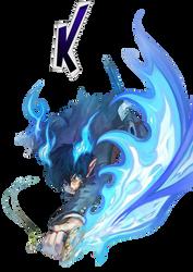 Render Rin Okumura