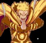 Render Naruto Uzumaki