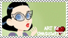 TF2 : Miss Pauling Stamp by whitenoize
