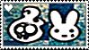 SE: Kid x Chrona STAMP by whitenoize