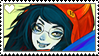 HS: Vriska Serket STAMP by whitenoize