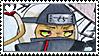 NS: Chibi Kakuzu STAMP by whitenoize