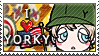 JKMM - Yorktown Fan Stamp by whitenoize